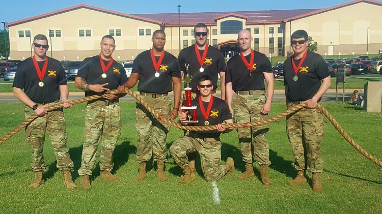 Tug-of-War-Champions: 1-30th ADA