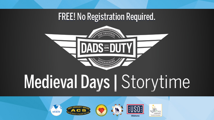 Dads on Duty: Medieval Days | Storytime