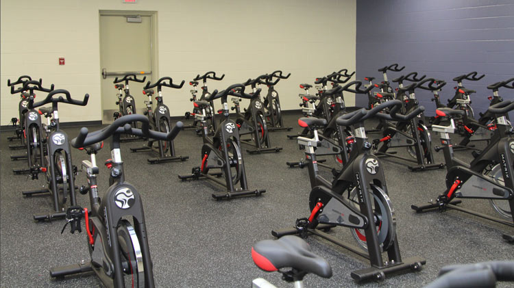 Indoor Cycling with Jonathan