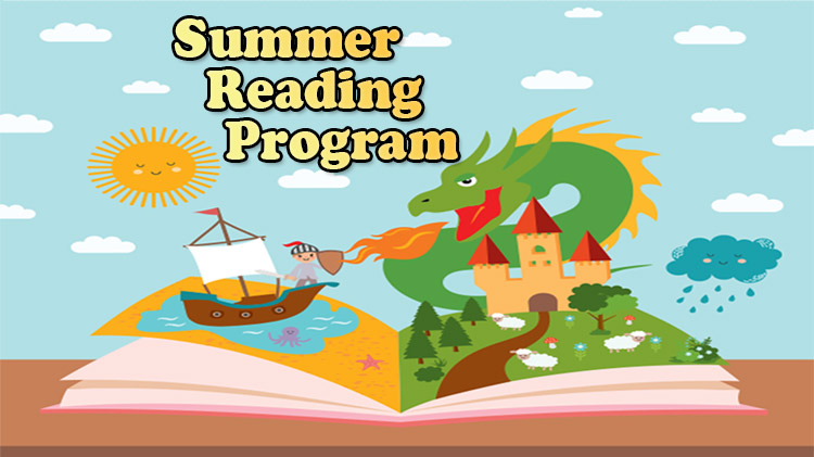 Summer Reading Program - K-2nd Grade