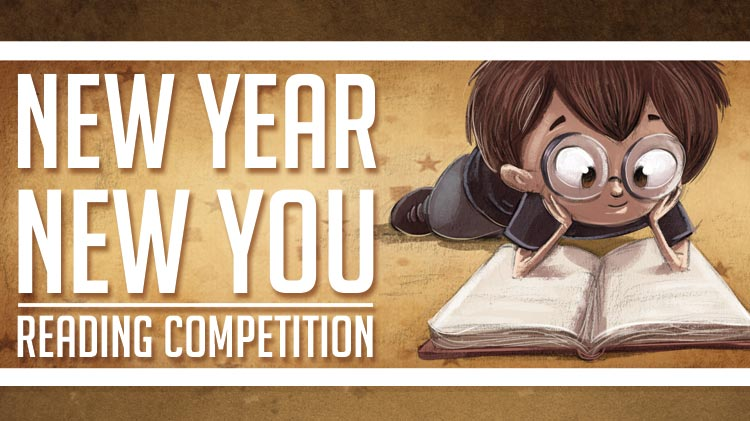 New Year = New You Reading Competition