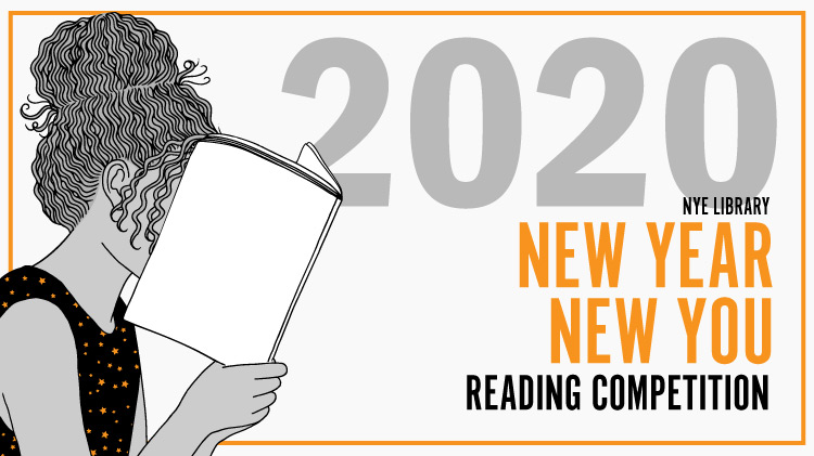 2020 New Year = New You Reading Competition