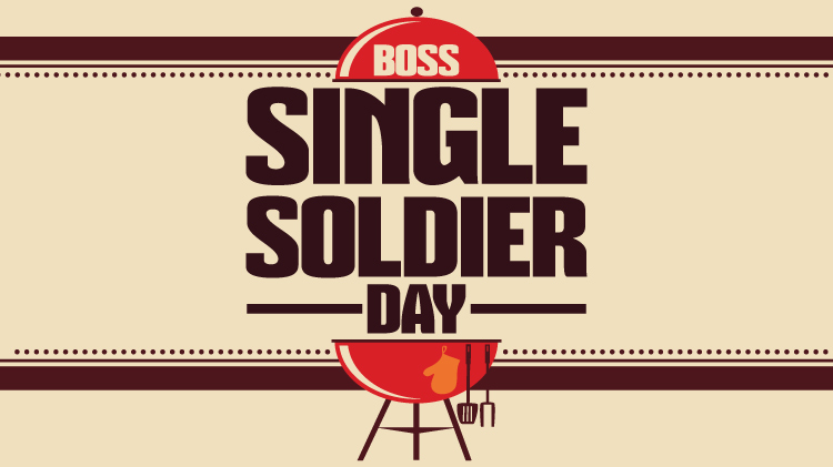 Single Soldier Day