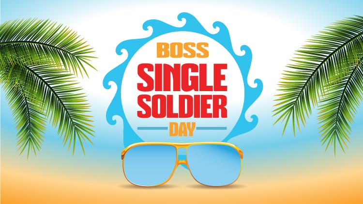 BOSS Single Soldier Day