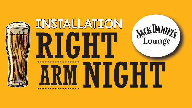 Installation Right Arm Night