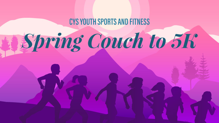 Spring Couch to 5K