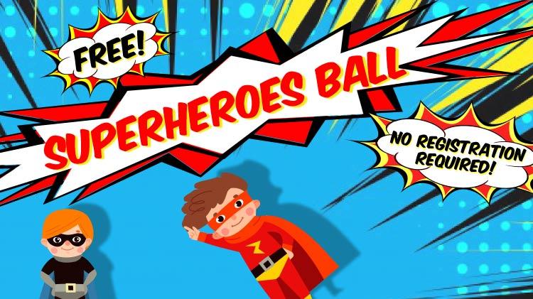 Superheroes Ball