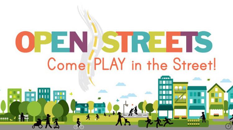 Fall Open Street