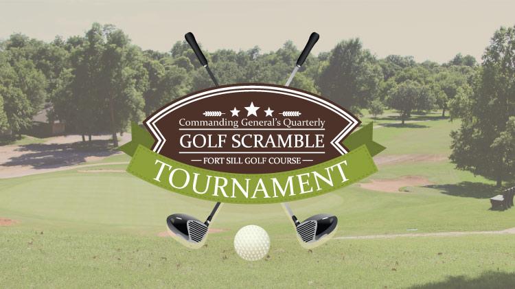 CG's Quarterly Golf Scramble
