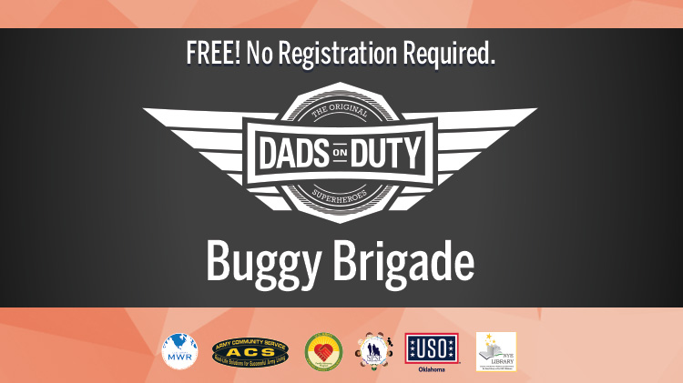 Dads on Duty: Buggy Brigade