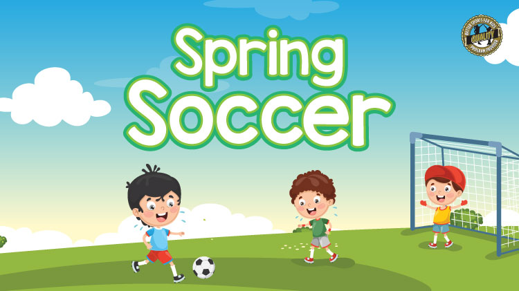 Youth Sports Spring Soccer (Ages 3-4; ABC Development Soccer)