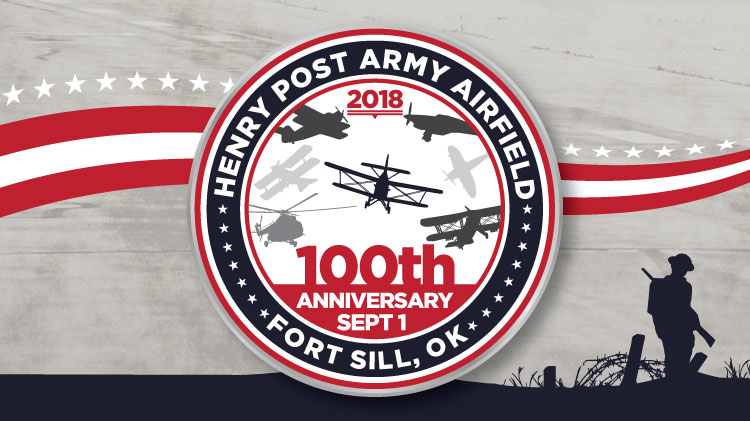 SAVE the DATE! - 100th Anniversary of Henry Post Army Airfield