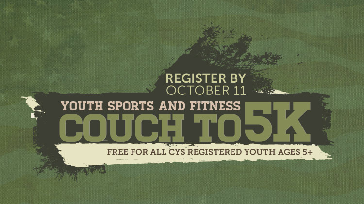 Youth Sports Couch to 5K