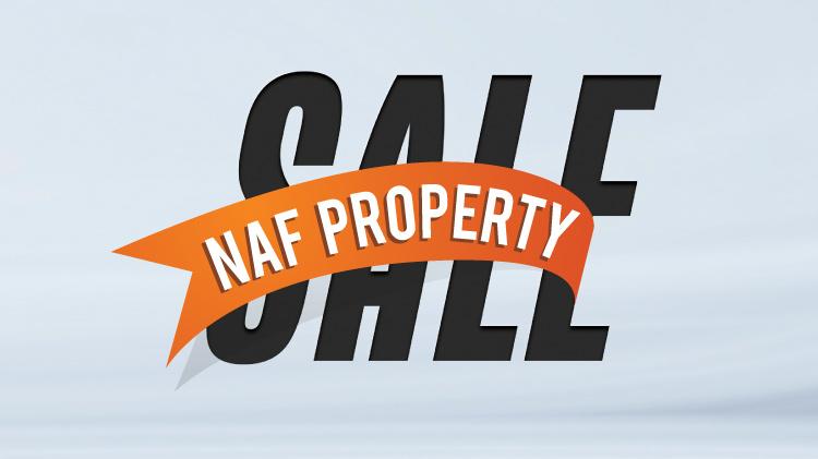 NAF Property Sale & Sealed Bid