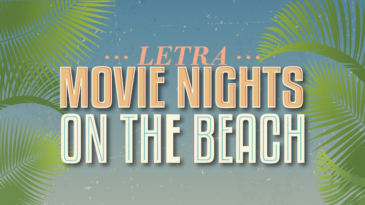 Movie Nights on the Beach