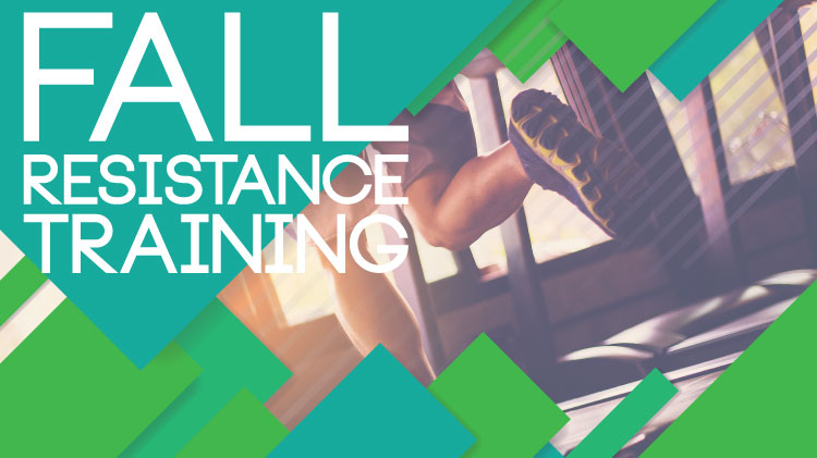 Fall Resistance Training @ Youth Center