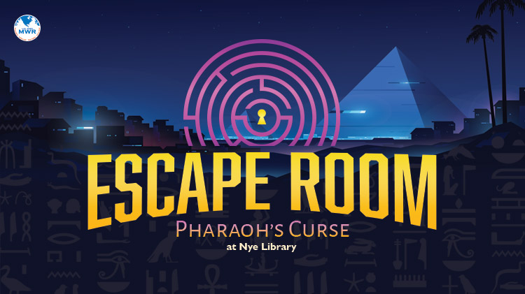 Excape Room Pharaoh's Curse