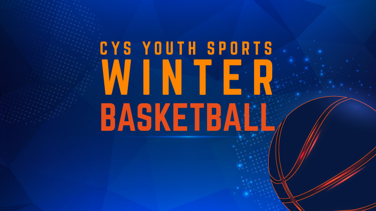 Youth Sports Winter Basketball Registration