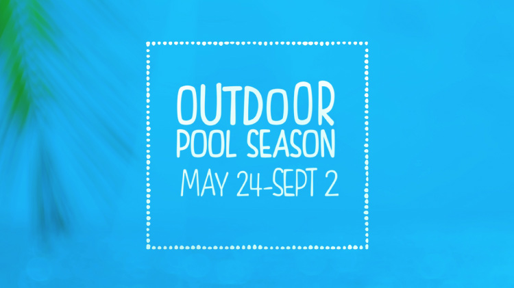 Outdoor Pool Season
