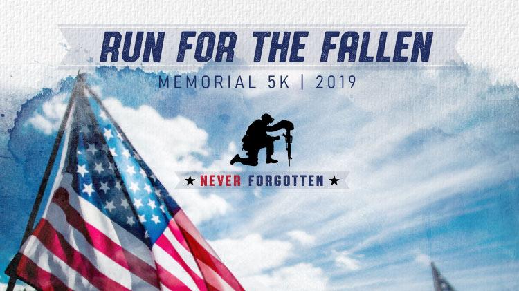 9th Annual Run for the Fallen Memorial 5K