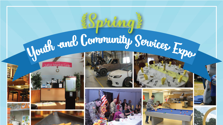 Spring Youth and Community Services Expo