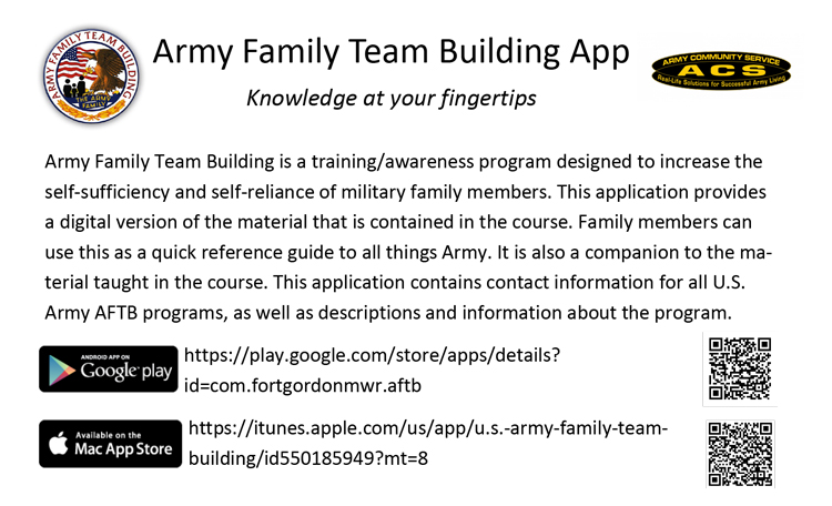 Army Community Service (ACS)
