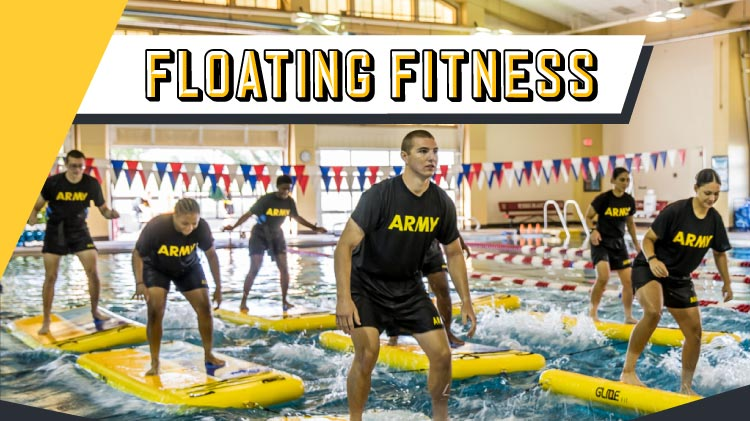 Floating Fitness (ABST) with Ryan