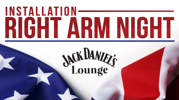 Installation Right Arm Night