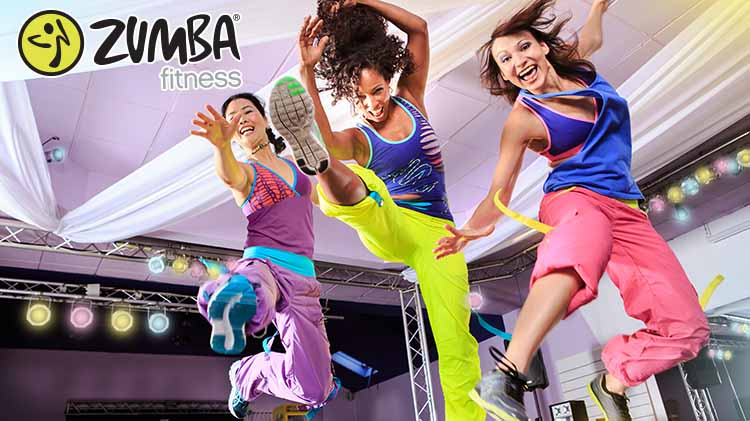 Zumba with Debra/Diane
