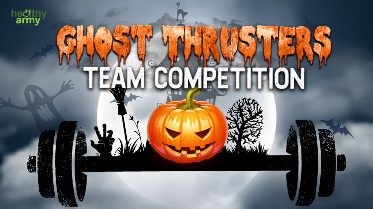 Ghost Thrusters Team Competition