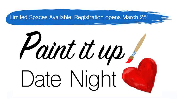 Paint It Up Date Night