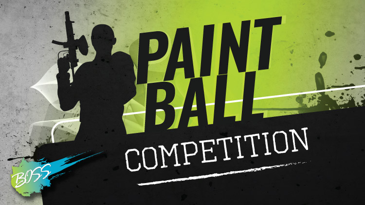 BOSS Paintball Competition