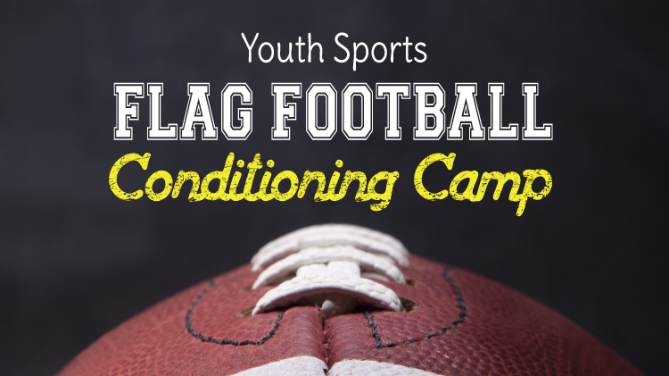 Youth Sports Flag Football Conditioning Camp