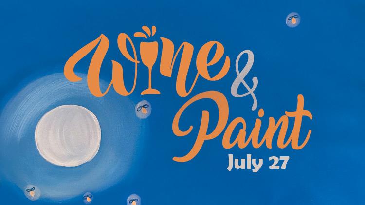 Paint & Wine