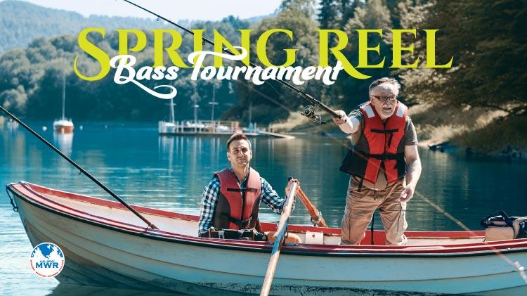 Spring Reel Bass Tournament