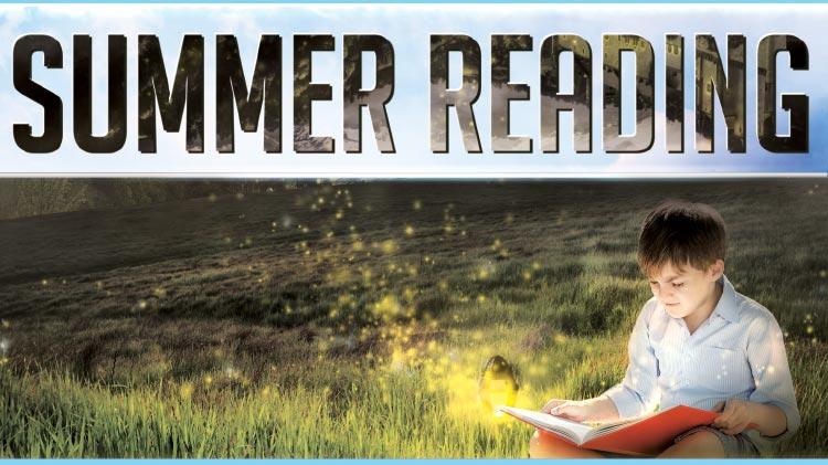 Summer Reading Program Registration Days