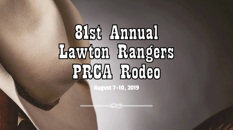 81st Annual Lawton Rangers PRCA Rodeo