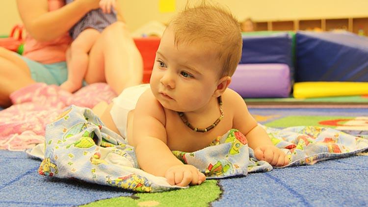 Infant Massage Group