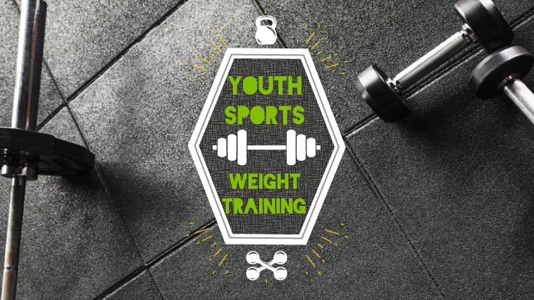 Youth Sports Weight Training Session 1