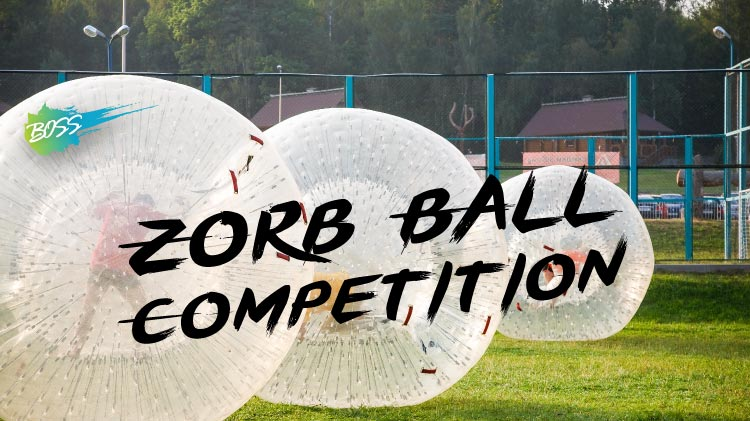 Zorb Ball Competition