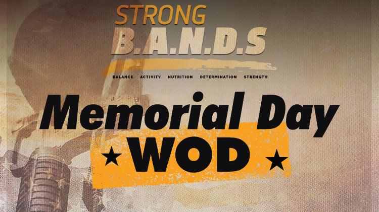 Memorial Day WOD