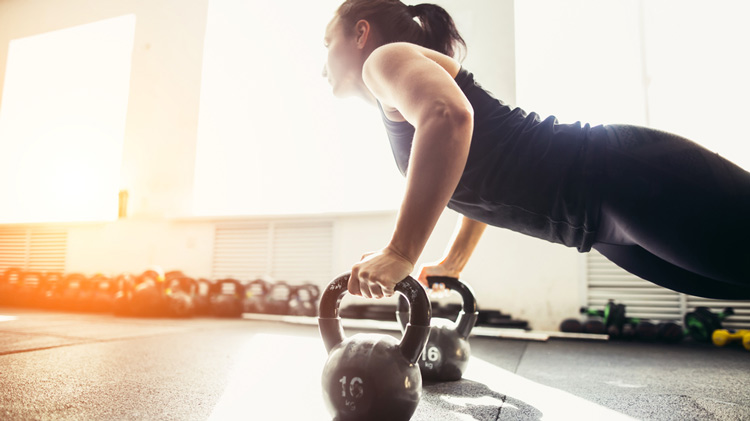 Kettlebell Fitness with Claudia